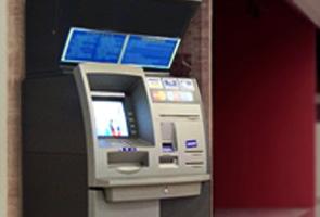 Penyamun gagal tarik mesin ATM guna lori