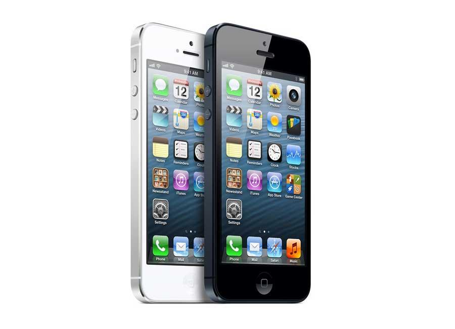 Apple, iPhone 5, Asia, Telefon Pintar, Komunikasi