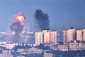 Jumlah kematian di Gaza meningkat kepada 166 pada Ahad