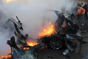 Lapan lagi terbunuh di selatan Gaza