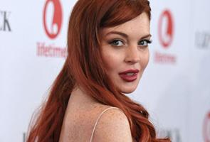 Lindsay Lohan mengandung ?
