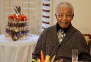 Nelson Mandela alami jangkitan paru-paru