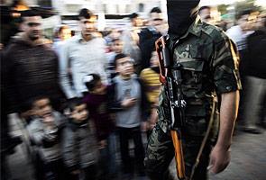 'Pejuang Hamas dilatih di Malaysia'