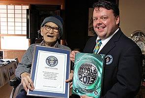 Jiroemon Kimura insan tertua di dunia