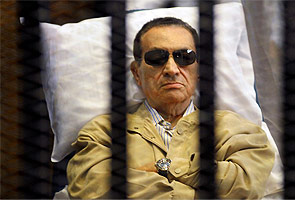 Egypt's Mubarak leaves prison: interior ministry
