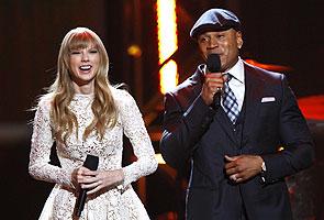 Taylor Swift mulakan konsert jelajah