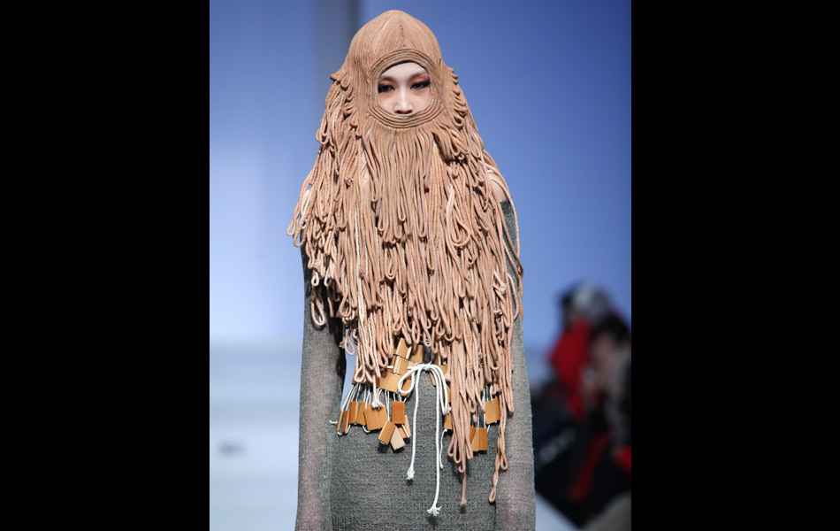 fashion, hijab, quirky, chinese, beijing