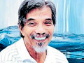 Pameran lukisan 6 dekad Latiff Mohidin dibuka