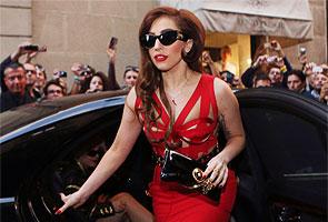 Lady Gaga unveils Jeff Koons 'ARTPOP' collab