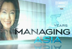 Now Playing : Managing Asia
