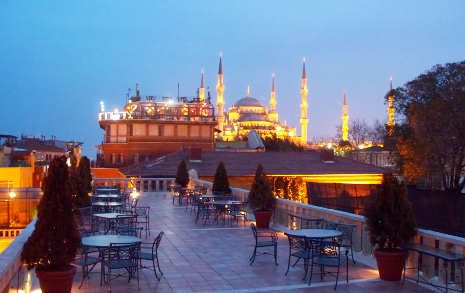 Four Seasons Hotel Istanbul At Sultanahmet Turkey