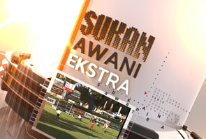 Now Playing : Sukan Awani EKSTRA