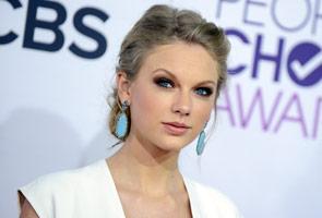 Taylor Swift sebagai duta Coca Cola