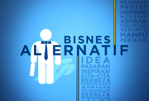 Now Playing : Bisnes Alternatif