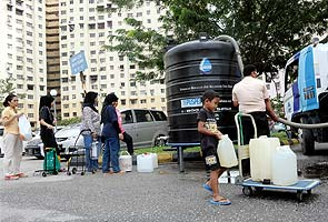 Residents advised to use not more than 170 litres daily - SYABAS