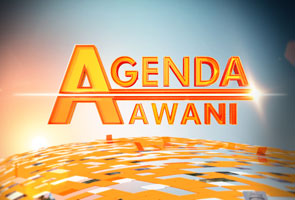 Now Playing : Agenda Awani