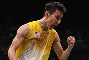 Chong Wei wins third Hong Kong open title