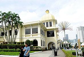 Istana Negara lama dijadikan Muzium Diraja