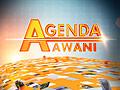 Show goes on for Agenda AWANI despite soaked equipment