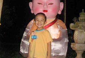 Budak 6 tahun hilang di Putra Heights