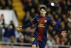 Lionel Messi berdepan tuduhan penipuan cukai