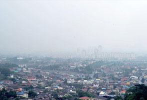 Seven hotspots identified as cause of haze in Selangor