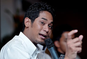 Obama and Najib have great chemistry, says Khairy