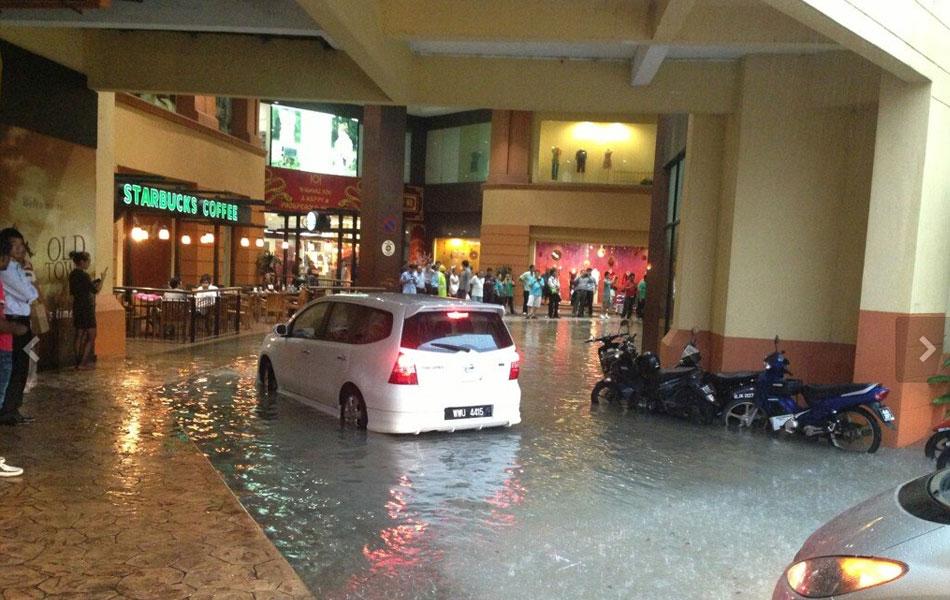 Banjir Kilat Puchong