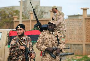16 anggota tentera Libya terbunuh