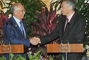 Malaysia-Singapura setuju bina keretapi laju menjelang 2020