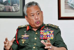 Ops Daulat: Seorang anggota tentera terkorban