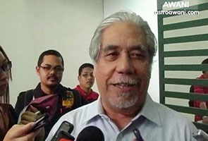 Pas' Mustafa: Not worth commenting