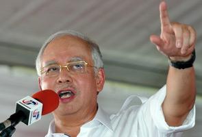 Najib: Kerajaan bela maruah ATM