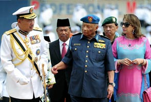 Sultan Pahang rasmi Akademi Maritim Sultan Ahmad Shah