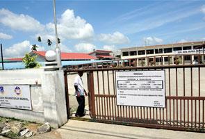 Lahad Datu: Sekolah boleh mohon penangguhan