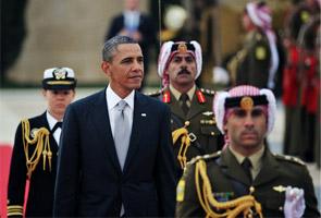 Misi diplomatik Obama berakhir di Jordan