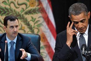 Barack Obama kritik kepimpinan Bashar Assad