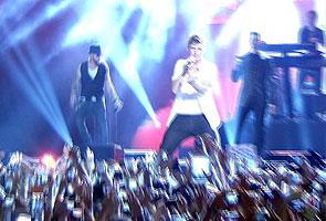 Kemunculan Backstreet Boys di KLCC