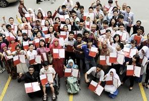 11 289 calon peroleh keputusan cemerlang dalam SPM 2014