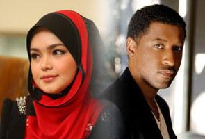 Siti Nurhaliza dan Babyface berduet