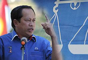 UMNO tidak gentar hadapi calon PKR atau PAS di Pengkalan Kubor