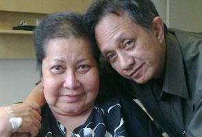 Seniwati Azean Irdawaty kritikal, barah merebak