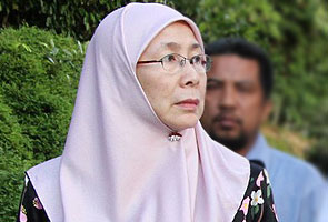 MB Selangor: PKR calonkan Azmin jika Istana tolak Azizah - sumber