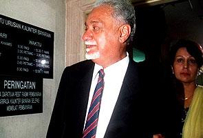 Karpal Singh maut kemalangan dekat Tapah