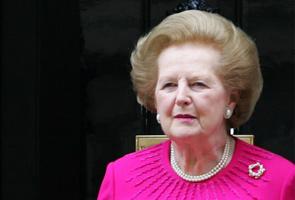 Ratu Elizabeth II ketuai majlis pengkebumian Thatcher