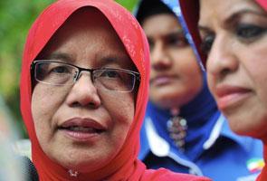 Kamilia dipecat daripada UMNO