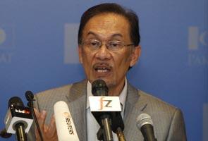 Anwar gesa pertemuan segera Pakatan Rakyat dengan BN