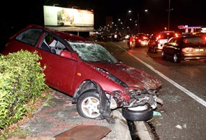 Empat maut dalam kemalangan di MRR2