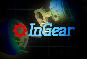 Now Playing : In Gear