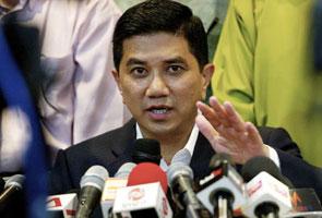 Kabinet bayangan pembangkang diputuskan selepas mesyuarat Pakatan - Azmin